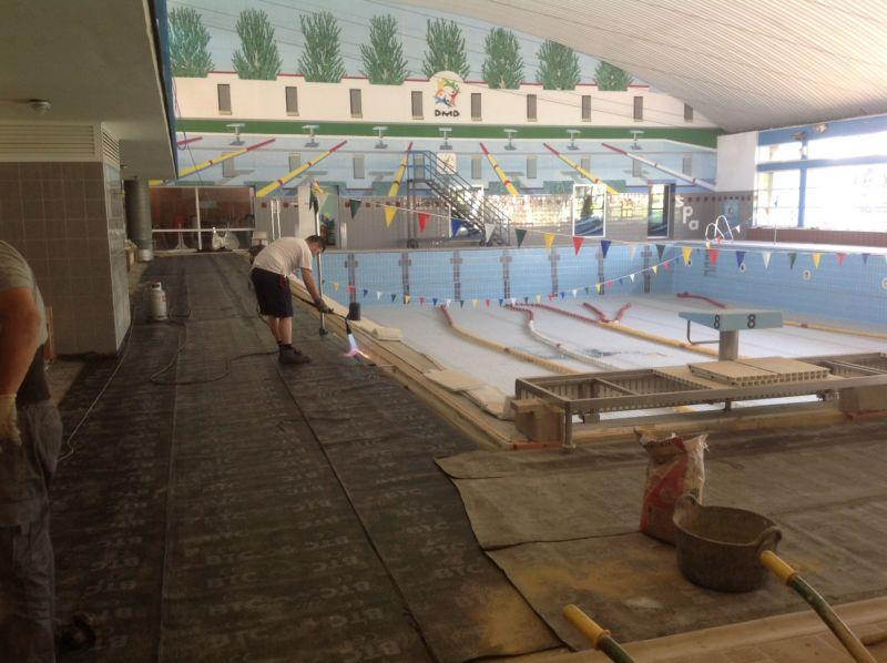 La piscina climatizada de don benito reabre sus puertas for Piscina don benito