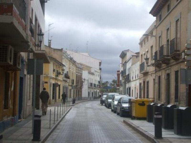 El lunes 15 se reabre al tr fico la calle lares y se - El escondite calle villanueva ...